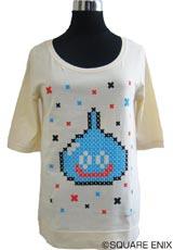 大図まこととのコラボTシャツ (C)SQUARE ENIX