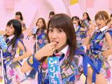 大島優子らAKB48のメンバーが『ぷっちょ』を食べると・・・