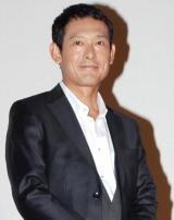 映画『×ゲーム』の完成披露試写舞台あいさつに出席した鶴見辰吾 (C)ORICON DD inc.
