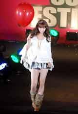 『Seventeen 夏の学園祭2010』イベントの模様 (C)ORICON DD inc.