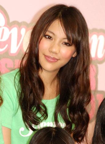 『Seventeen夏の学園祭2010』に参加した水沢エレナ (C)ORICON DD inc.