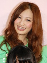 『Seventeen夏の学園祭2010』に参加した大政絢 (C)ORICON DD inc.