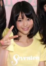 『ミスセブンティーン2010』に選ばれた森川葵 (C)ORICON DD inc.
