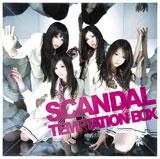 2ndアルバム『TEMPTATION BOX』(通常盤)