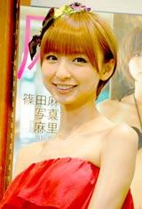 大島熱愛報道を篠田が否定(07月21日)