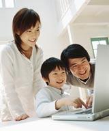 PCや電話だけで自宅から注文が可能な宅配サービス