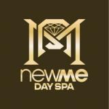 エイベックス初のエステ店『newMe DAY SPA』ロゴ