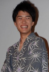 映画『カラフル』の初日舞台あいさつに出席した入江甚儀 (C)ORICON DD inc.