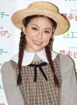 4年連続のミュージカル『赤毛のアン』主演に意気込む島谷ひとみ (C)ORICON DD inc.