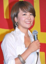 DVD『やりすぎコージー DVD BOX 15』の発売記念イベントに出席したテレビ東京の大橋未歩アナウンサー (C)ORICON DD inc.