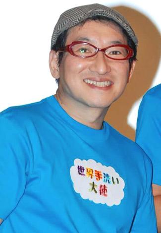 『世界手洗いの日』プロジェクトの記者発表会に出席した春風亭昇太 (C)ORICON DD inc.