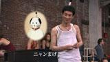 ニャンまげを演じる加瀬亮/『アーモンドプレミオ』(江崎グリコ)新CM