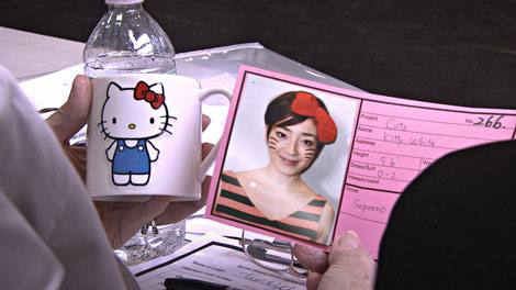 日本を飛び出しニューヨークで『CATS』のオーディションを受ける宮沢りえ演じるキティ/『アーモンドプレミオ』(江崎グリコ)新CM