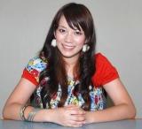 『ベトナムフェスティバル2010』PRのためインタビューに応じた、アイドリング!!!8号のフォンチー (C)ORICON DD inc.