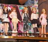 2010年 新ジェニー発売記念『ジェニーコレクション2010』の模様、深田恭子がコーディネートしたジェニーもお披露目 (C)ORICON DD inc.