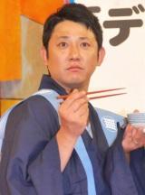 BSフジの開局10周年記念番組『BSフジの10年間すべて見せます!デジマガでDAI安☆吉日!』の会見に出席した、東京ダイナマイトの松田大輔 (C)ORICON DD inc.