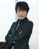SPドラマ『新・ミナミの帝王(仮)』で新たな萬田銀次郎を演じる千原ジュニア (c)関西テレビ