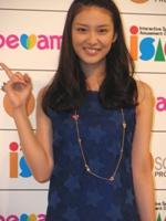 雑誌『Seventeen』の専属モデルをつとめるほか、女優としてドラマ『GOLD』にも出演する武井。