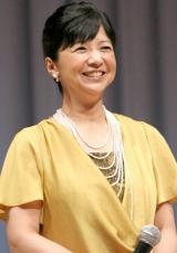 映画『おにいちゃんのハナビ』プレミア上映イベントに出席した宮崎美子 (C)ORICON DD inc.
