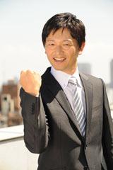 気象予報士の依田司キャスター