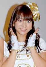 シングル「ずっと 前から」発売記念イベントを行ったフレンチ・キスの高城亜樹