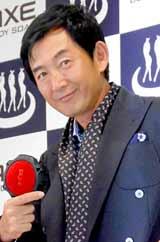 男性用化粧品ブランド『アックス ボディソープ』の発売記念イベントに登場した石田純一 (C)ORICON DD inc.