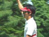 石川遼選手が出場した「中日クラウンズ」の映像を交えてCMは展開/『グリーンガム』(ロッテ)新CM