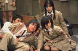映画『バトル・ロワイアル 3D』より  (C)2010「BR3D」製作委員会