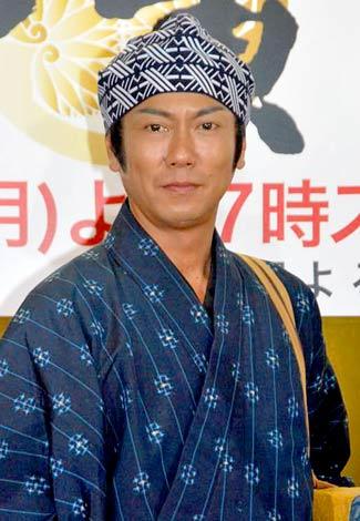 TBS系ドラマ『水戸黄門 第42部』の制作発表会見に出席した東幹久 (C)ORICON DD inc.