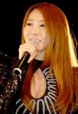 日本デビューアルバム『SOUND-G』をリリース記念イベントを行ったBROWN EYED GIRLS・ジェア