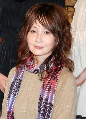 NHK番組『祝女〜SHUKUJO〜』の会見に出席したYOU (C)ORICON DD inc.