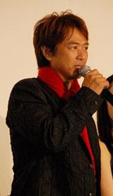 映画『THE LAST MESSAGE 海猿』初日舞台あいさつを行った時任三郎 (C)ORICON DD inc.