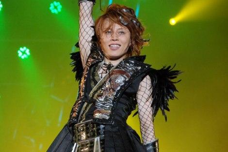 2回目となる『イナズマロック フェス 2010』を企画・出演した西川貴教(C)ORICON DD inc.