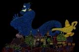 人気が高い東京ディズニーランドのナイトパレード(写真は『東京ディズニーランド・エレクトリカルパレード・ドリームライツ』) (C)Disney