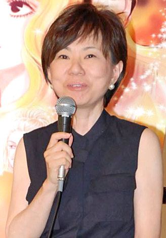 舞台『プライド』の製作発表会見に出席した脚本の大石静氏 (C)ORICON DD inc.