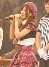 AKB48が『19thシングル選抜じゃんけん大会』開催、見事にメンバー入りした石田晴香 (C)ORICON DD inc.