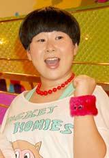 NHK情報番組『ドラクロワ』の会見に出席した森三中・大島美幸
