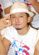 ダンスイベント「UNITED Vol.3〜RISING DANCE FESTIVAL〜」に出演したISSA (C)ORICON DD inc.