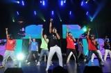 ダンスイベント「UNITED Vol.3〜RISING DANCE FESTIVAL〜」で出演者全員によるDA PUMPの代表曲「We Can't Stop Music」披露