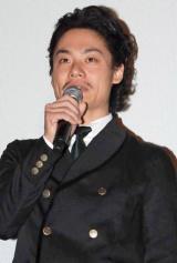 映画『十三人の刺客』の初日舞台あいさつに登壇した窪田正孝 (C)ORICON DD inc.