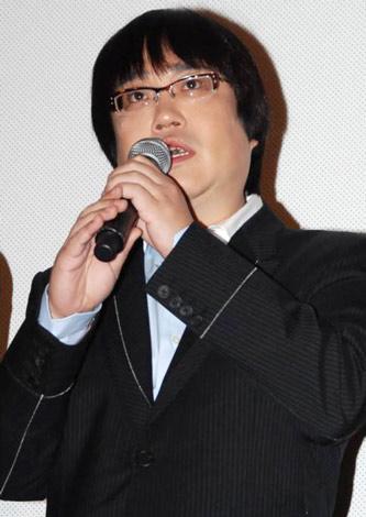 映画『十三人の刺客』の初日舞台あいさつに登壇した六角精児 (C)ORICON DD inc.