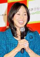スリーボンドの『くっつく大賞』発表会に出席した東尾理子