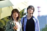 新ドラマ『虹の向こうへ』に出演する北乃きい(左)