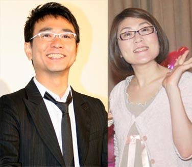 サムネイル 2010年「めがねが似合う人」、男性初首位は八嶋智人、女性は光浦靖子が2連覇 (c)oriconDD.inc