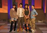 日本で初めての3D放送による音楽レギュラー番組『Panasonic 3D MUSIC STUDIO』に出演する初回ゲストのSPEED
