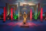 日本で初めての3D放送による音楽レギュラー番組『Panasonic 3D MUSIC STUDIO』にゲスト出演した坂本冬美