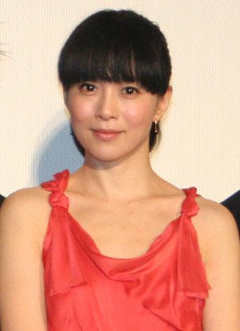 サムネイル 映画『スープ・オペラ』初日舞台あいさつに出席した坂井真紀 (C)ORICON DD inc.