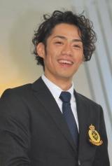 『フィギュアスケートグランプリシリーズ・ファイナル2010』記者会見に出席した高橋大輔選手 (C)ORICON DD inc.