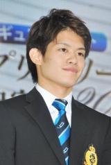『フィギュアスケートグランプリシリーズ・ファイナル2010』記者会見に出席した小塚崇彦選手 (C)ORICON DD inc.