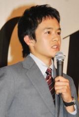 連続ドラマ『Q10(キュート)』記者会見に出席した池松壮亮 (C)ORICON DD inc.